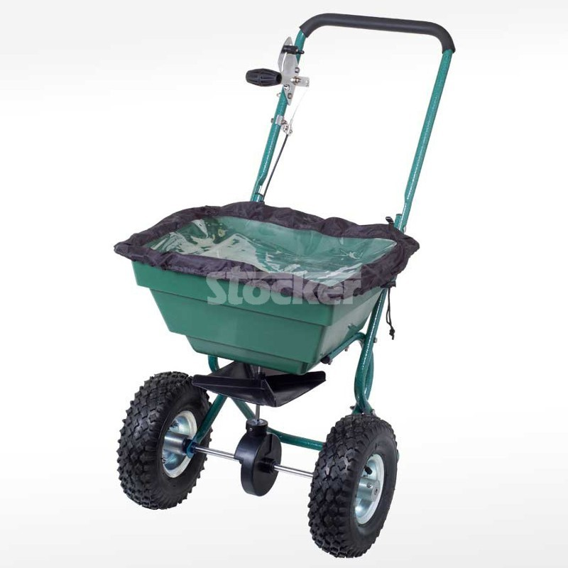 Carrello spandiconcime 25L stocker