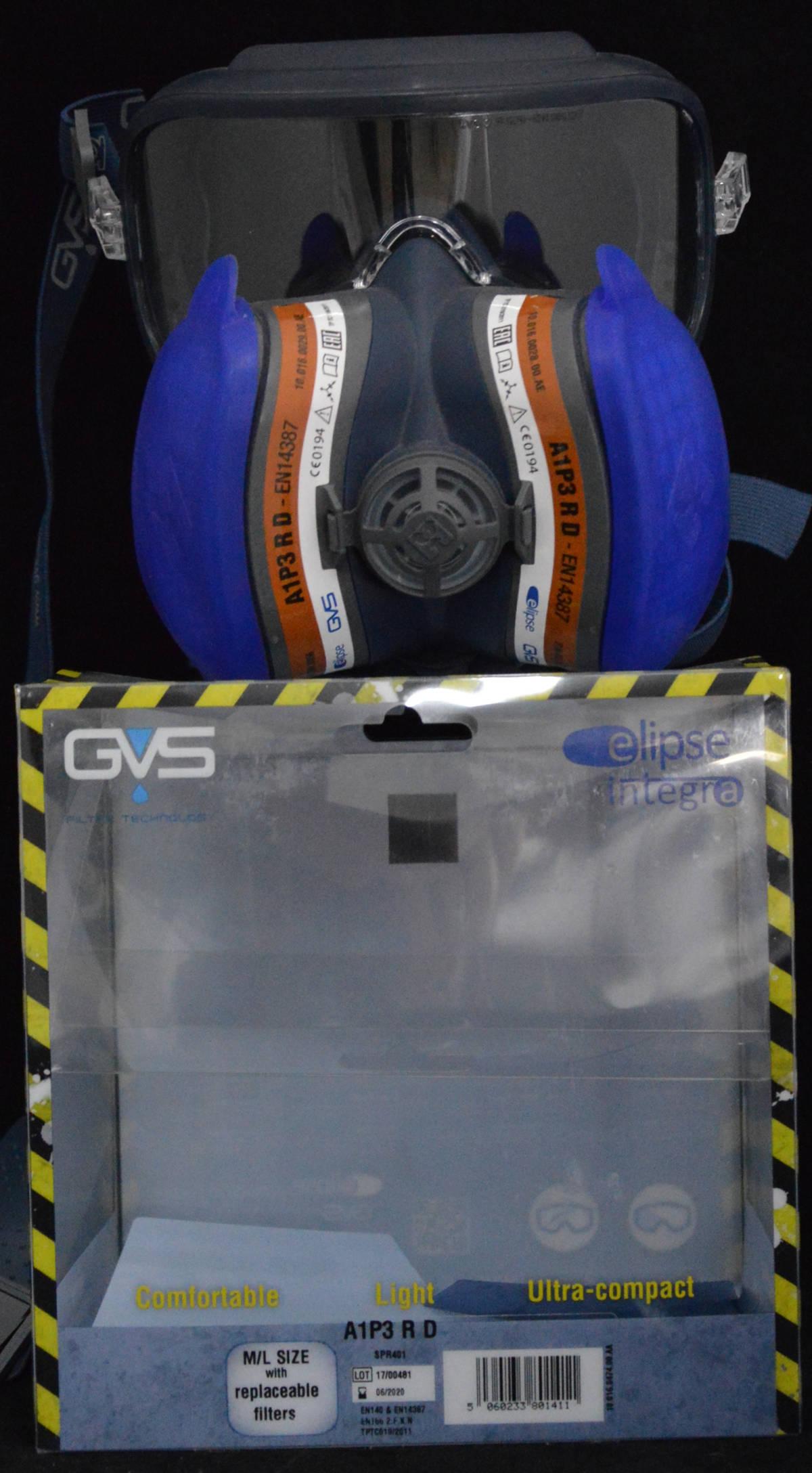elipse-spr338-respiratore-filtri-a1p3-sostituibili