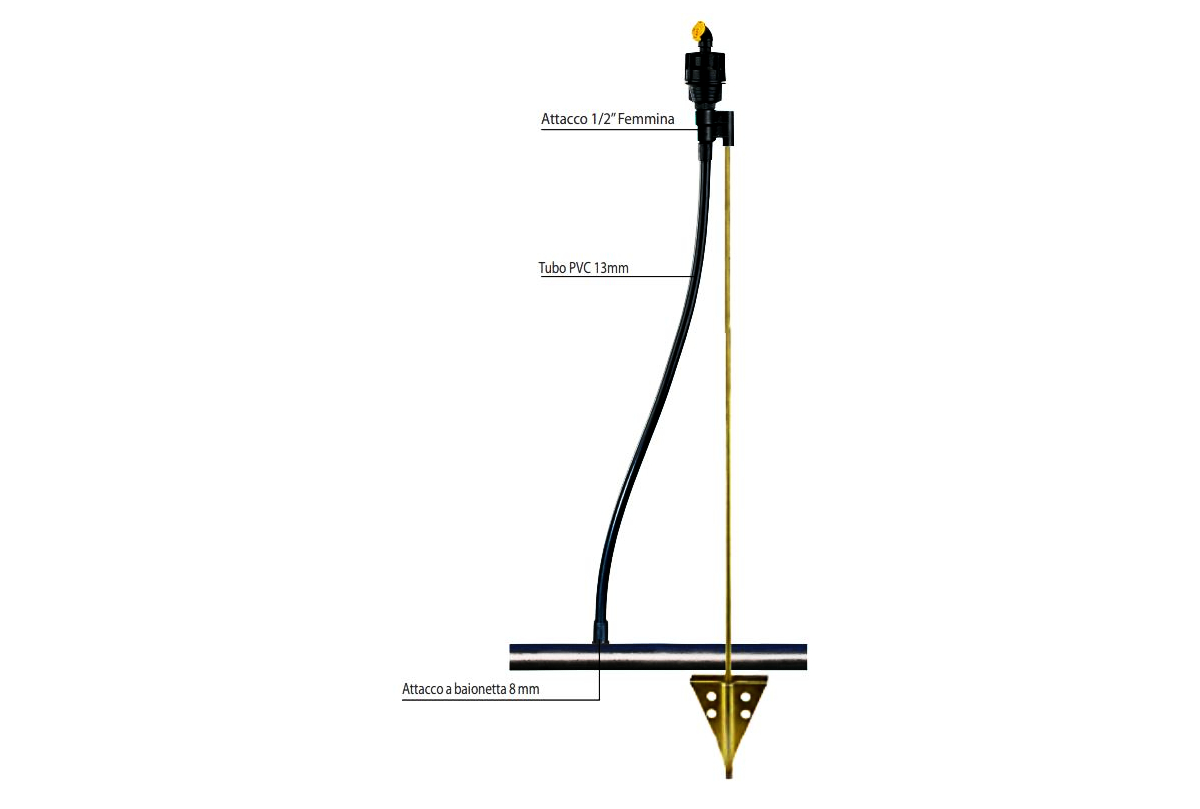 irrigatore-super-10-pieno-campo-attacco-12-m-giallo-dettaglio