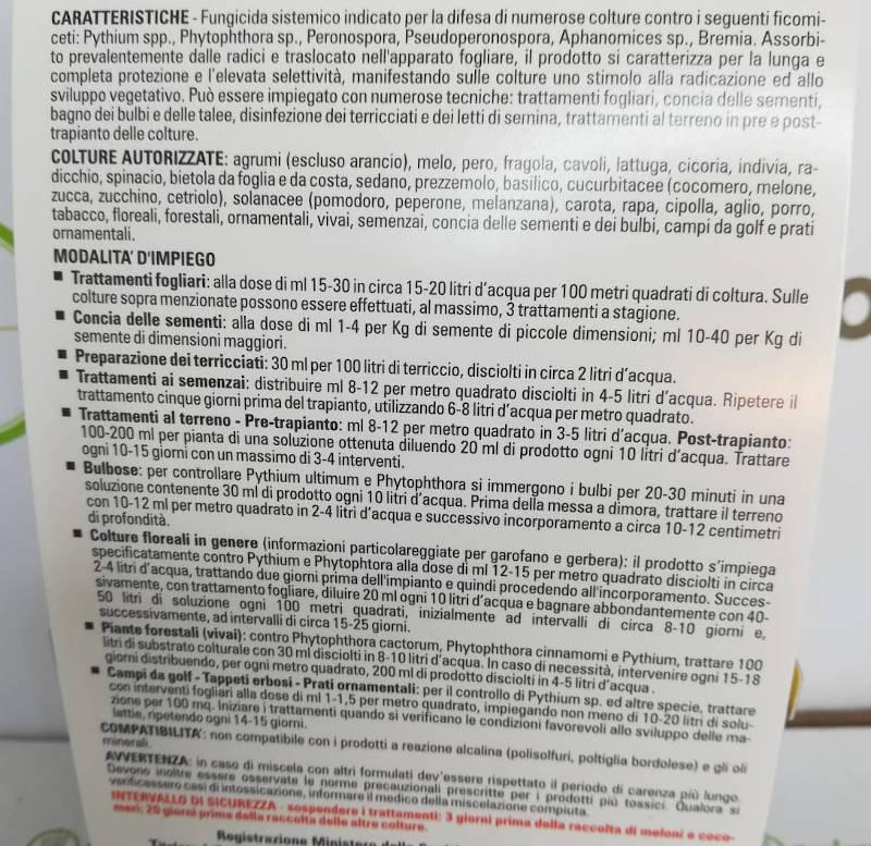 previter-propamocarb-cloroidrato-kollant-IMPIEGO