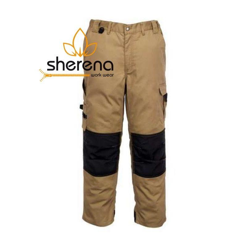 Pantalone da lavoro COVERGUARD Workwear CLASS Camel Beige