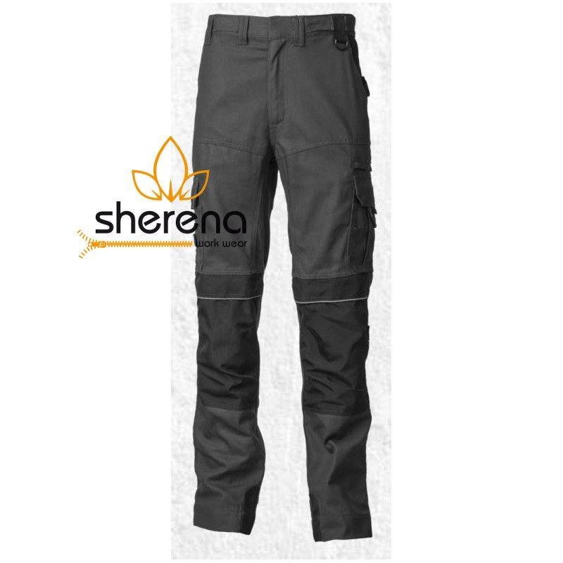 Pantaloni da lavoro COVERGUARD SMART grigio