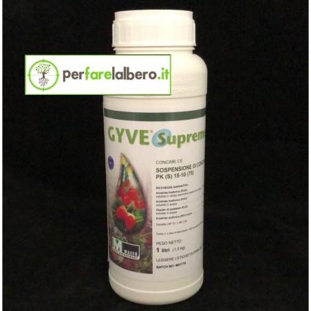 GYVE Supreme Massò Concime fogliare PK (S) 15-10 (75)