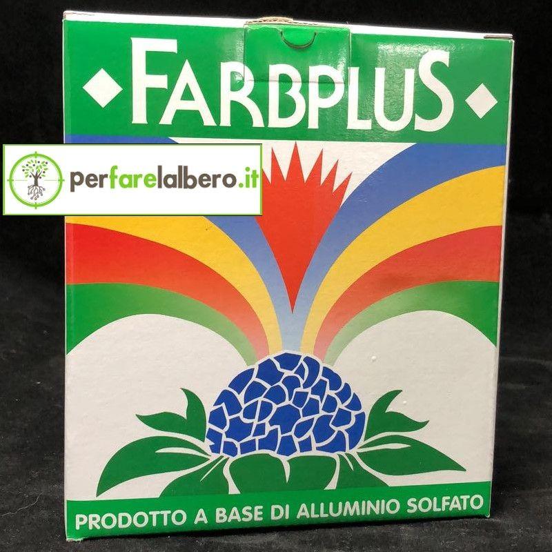 FARBPLUS L.Gobbi alluminio solfato Ossido di Alluminio 1 kg