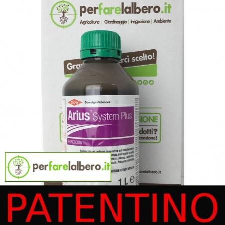 Arius System Plus DOW Fungicida ad azione preventiva ed endoterapica 1L