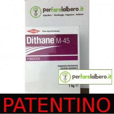 Dithane M-45 DOW fungicida mancozeb 80% 1kg