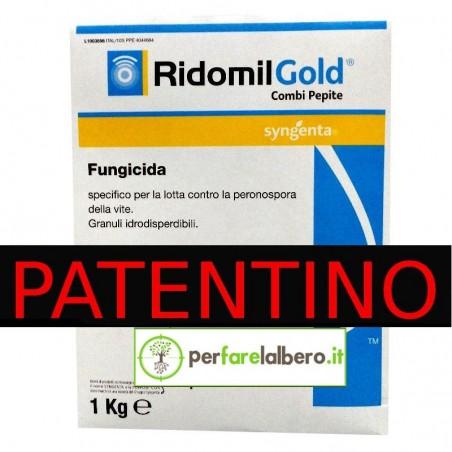 Ridomil Gold Combi Pepite Fungicida anti peronospora 1kg