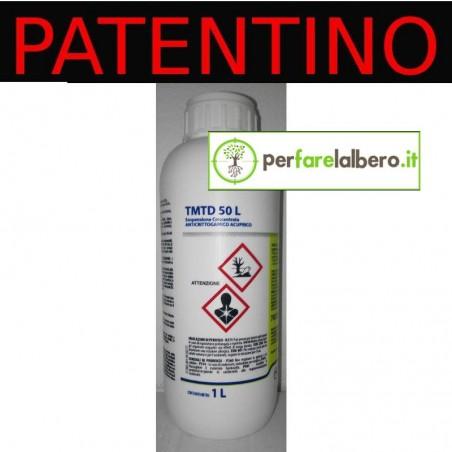 TMTD 50 SC Sumitomo Fungicida acuprico Tiram 44 g 1 L