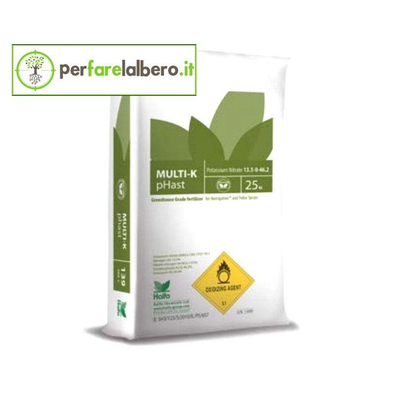 Multi-K pHast Nitrato potassico HAIFA 25 kg