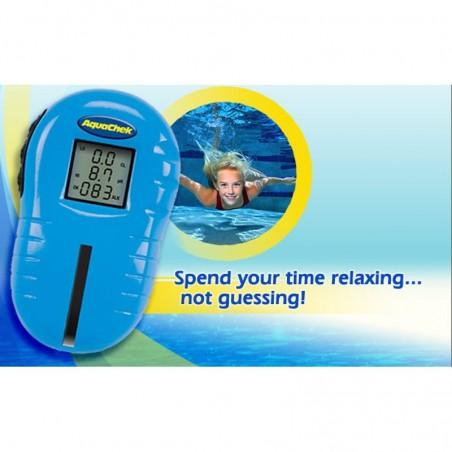 Aquachek TRUTEST lettore digitale per l'acqua di piscina