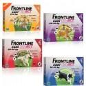 Frontline Tri-Act Cani Antiparassitario contro zecche pulci zanzare flebotomi