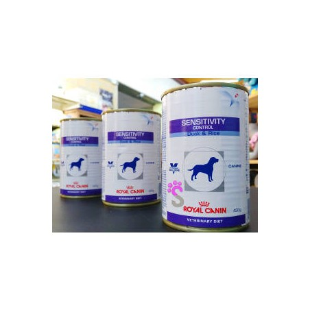 Royal Canin Sensitivity Control anatra umido