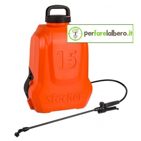 Pompa a zaino elettrica 15 l Li-Ion STOCKER 236 5 bar