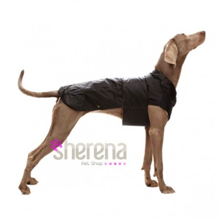Cappottino per cani MONTREAL CROCI nero