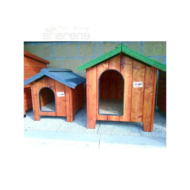 Cuccia per cani in Legno Fuss Dog Ferribiella