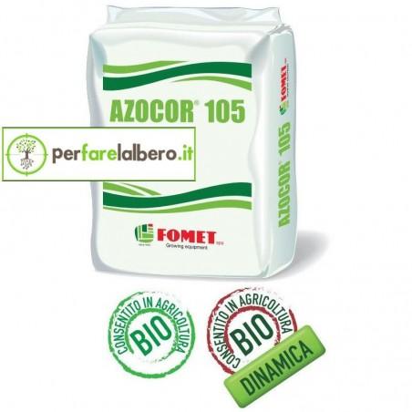 AZOCOR 105 Concime Biologico Organico Azotato 25 kg