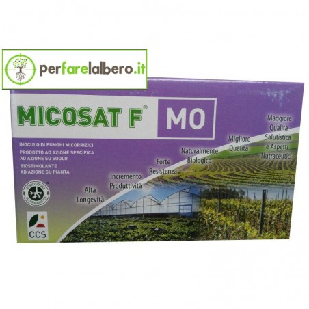 MICOSAT F MO WP Fertilizzante Naturale biologico 5 kg