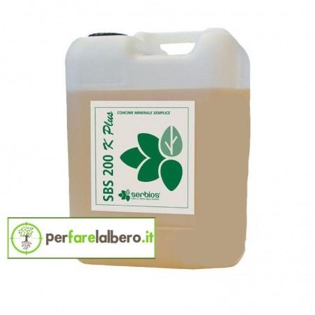 SBS 200K PLUS SERBIOS Ossido di potassio fluido