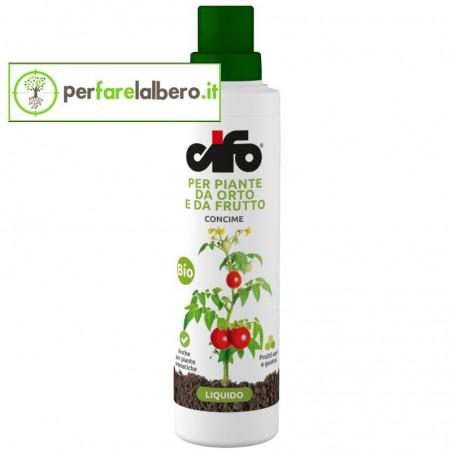 Concime Per Piante Da Orto Da Frutto e aromatiche CIFO 500 ml