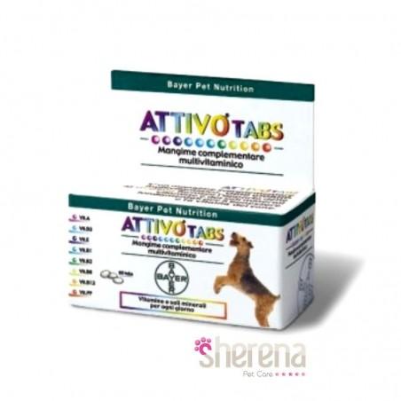 Bayer Attivo Tabs 60