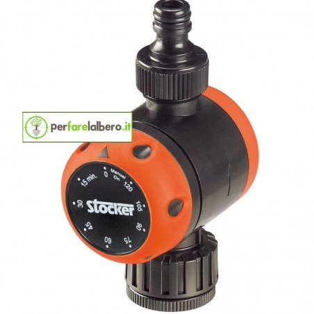 Programmatore Irrigazione Stocker 25025 Water Timer manuale