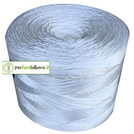 Spago in polipropilene per imballaggi bobina 2 kg varie misure