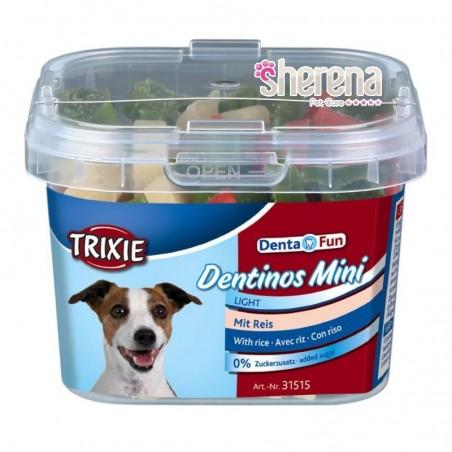 Snack per cani Denta Fun Dentinos Mini 140 g Trixie 31515