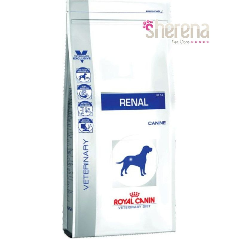 Royal Canin Renal Dry cane secco 2 kg