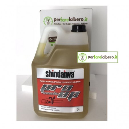 Olio Catena SHINDAIWA Pro Up Chain 5 L