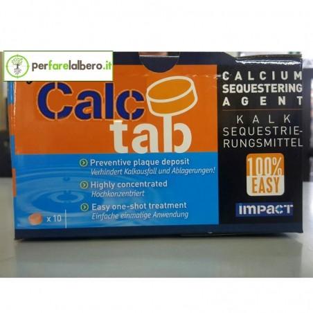 CALC TAB Anticalcare per piscina Sequestrante in pastiglie