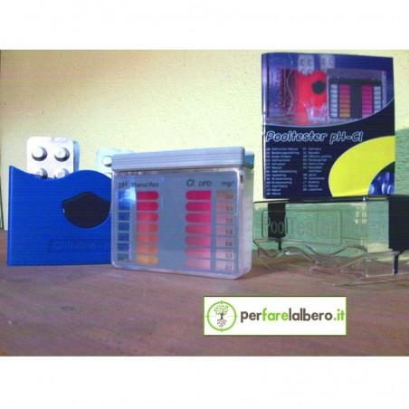 Pool Tester analizzatore Cloro e pH