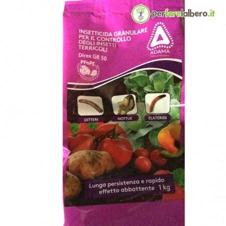 Direx 50 Gr Insetticida granulare insetti terricoli 1 kg PFNPE