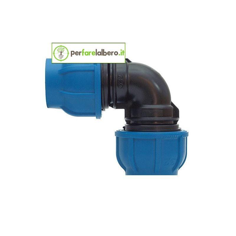 Raccordo ad alta pressione Gomito a 90° 913 Connecto Plus IRRITEC