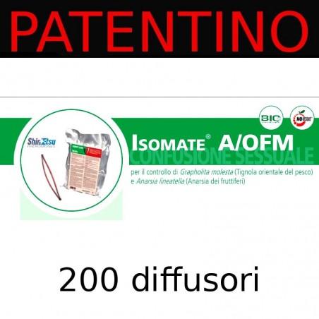 ISOMATE A/OFM confusione sessuale Tignola orientale del pesco e Anarsia lineatella