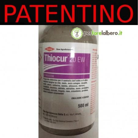 Thiocur 20 EW fungicida oidio Miclobutanil 500 ml