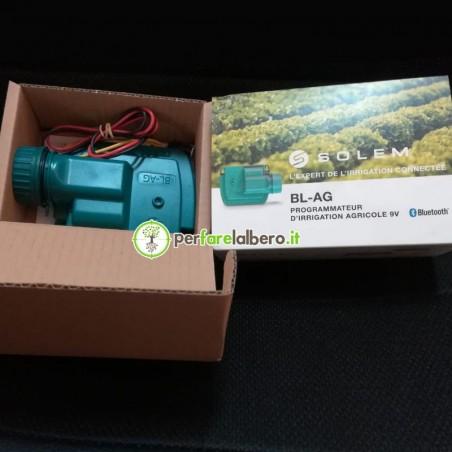 Solem Programmatore a Batteria BL-AG Bluetooth per agricoltura IP68