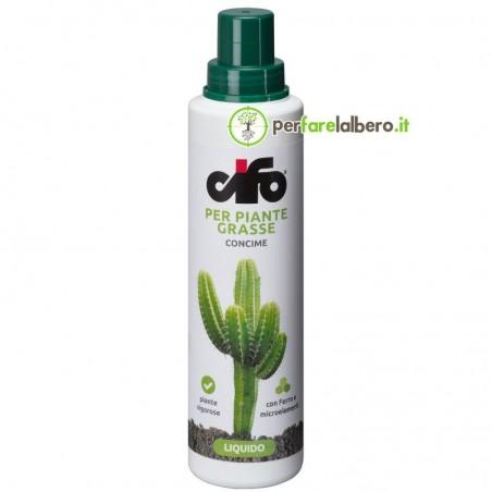 Concime liquido per piante grasse Granverde CIFO