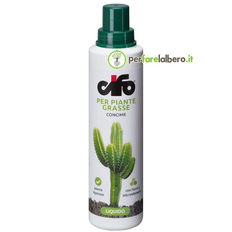 Concime liquido per piante grasse Granverde
