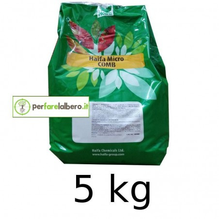 Haifa Micro COMB concime microelementi chelati EDTA - 5 kg