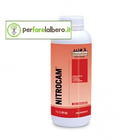NITROCAM Nitrato doppio di Calcio e Magnesio con Molidbeno - Flacone da 1 L