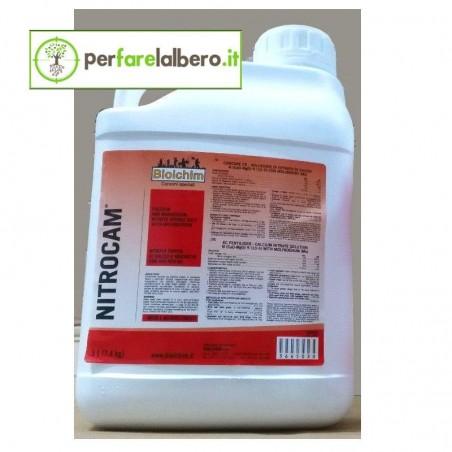 NITROCAM Nitrato doppio di Calcio e Magnesio con Molidbeno - Tanica da 5 L