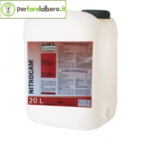 NITROCAM Nitrato doppio di Calcio e Magnesio con Molidbeno - Tanica da 20 L