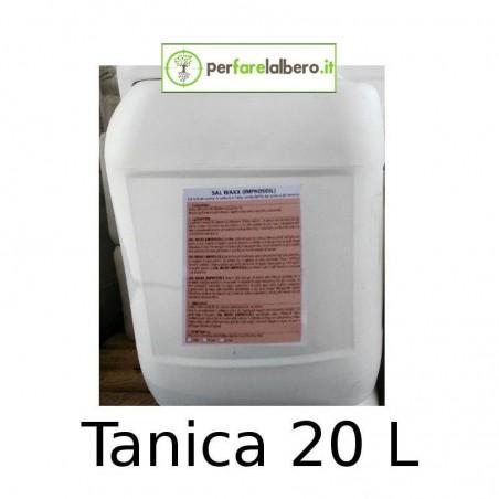 SAL WAXX (IMPROSOIL) Correttore salinità del terreno - Tanica da 20 L