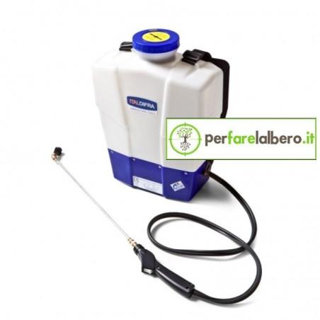 Pompa Irroratrice elettrica Serena Mixer - Modello 16 litri