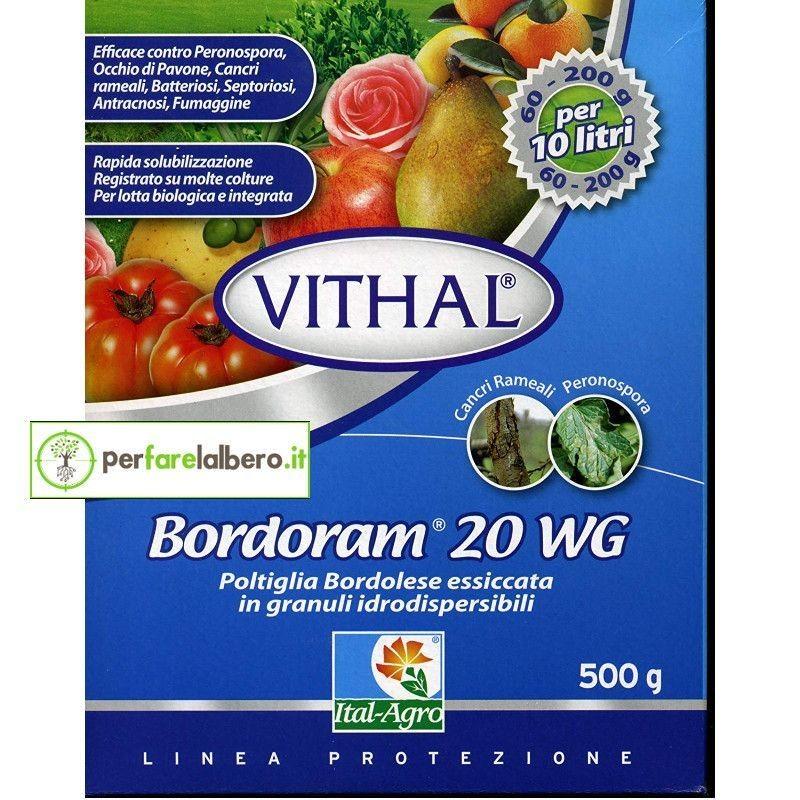 Vithal Bordoram 20 WG poltiglia bordolese fungicida rameico Rame metallo