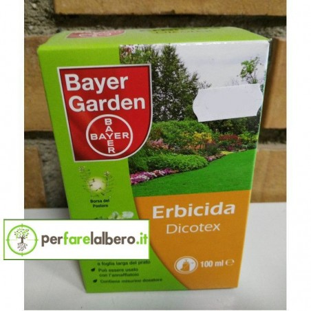 Dicotex Diserbante selettivo post emergenza per tappeti erbosi - 100 ml