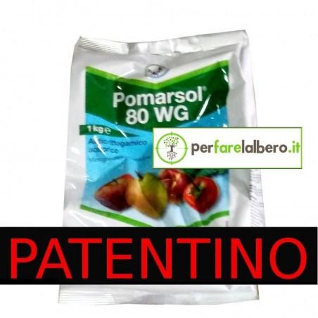 Pomarsol 80 WG Bayer fungicida Tiram