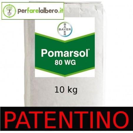 Pomarsol 80 WG Bayer fungicida Tiram - 10 kg
