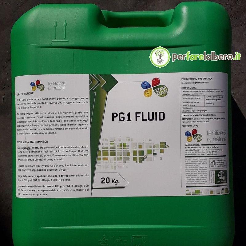 PG1 Fluid concime con alghe Ecklonia Maxima 20 kg