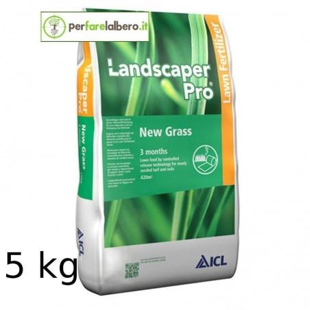 Landscaper Pro New Grass 16-24-12 concime per prato - 5 kg